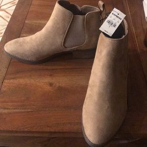 New fall booties